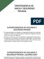 Superintendencia de Vigilancia y Seguridad Privada