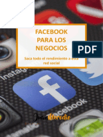Facebook para Negocios - Juan Merodio