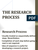 The Resarch Process.ppt