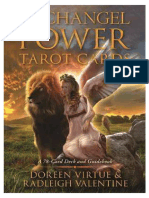 Cartas de Tarot Arcangel de Poder