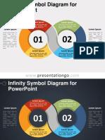 Infinity Symbol Diagram