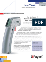 Raytek MT4 Thermometer
