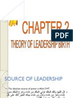 THEORY OF LEADERSHIP'BIRTH.ppt