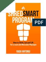 The ShredSmart Program Free Sample
