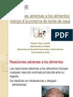 Alergia a La Proteína de Leche de Vaca PDF