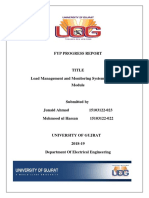FYP Front Page