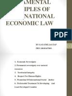 FUNDAMENTAL PRINCIPLES OF INTERNATIONAL ECONOMIC LAW.pptx