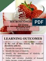 3. ECO162- Elasticity