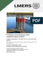 Evaluation of uncertainties in the simplified fatigue method.pdf