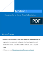 2-Introduction to Azure