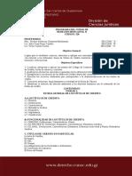Programa Mercantil 2 Usac