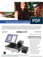 CompleteSystems Restaurant