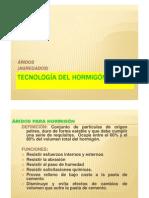 02-ÁRIDOS PARA Ho