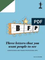 BFP Brochure