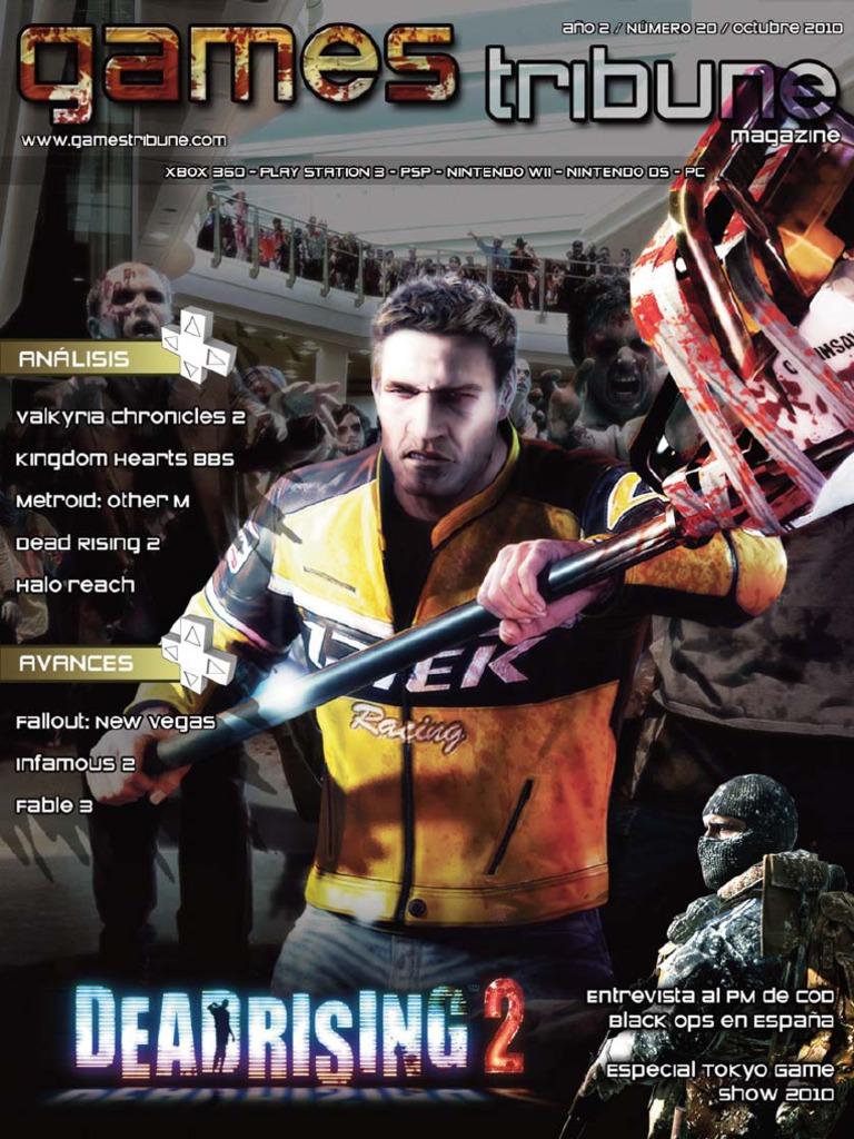 Games Tribune Magazine 20 - Octubre 2010