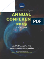 URUK Annual Conference 2019