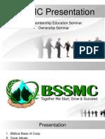 BSSMC Presentation