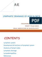 lymphatic drainage of head & neck.pptx