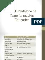 Plan Estratégico de Transformación Educativa.pptx