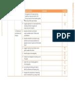 5040 Chemistry Olevel Igsce Checklist