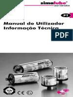 SIMALUBE - Manual de Instruções + Info Técnica (PT)