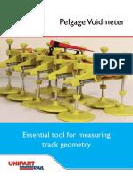 Pelgage Voidmeter