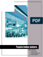 Toyota Indus motors Science of marketing project.docx