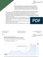Steel Price Analysis - Copper, Iron Ore, Nickel Prices 1 April 2019