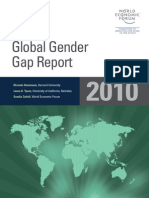 The Global Gender Gap Report 2010