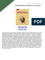 50 Teorias Filosoficas Intelectualmente Estimulantes (2ª Ed)