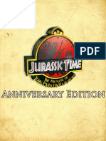 Jurassic Time- The Memoir of John Parker Hammond (Anniversary Edition) Credits