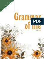 Grammar of Life
