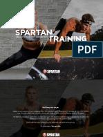 2018 Spartan Training Plan