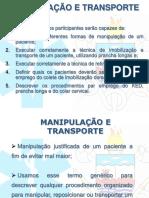 Manipulacao e Transporte