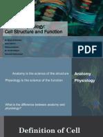 Presentasi Cell Physiology2
