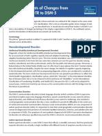 CHANGES FROM DSM IV TO DSM V.pdf