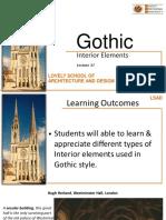 20594_Lecture37 Gothic Interior Elements