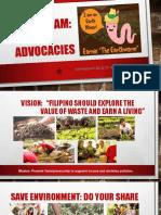 Advocacies of Kahariam Farms
