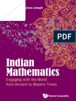 Indian Mathematics - Engaging with the World from Ancient to Modern Times.pdf