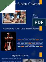 Tor Tor Sipitu Cawan
