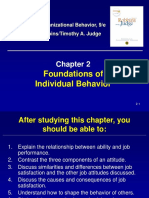 174181690 Chapter 2 Organizational Behavior