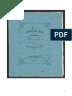 Rossini - Scena e Aria Per Basso