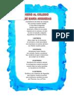 Himno COLEGIO Arguedas ICA