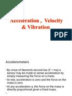 3.3. Acceleration & Velocity
