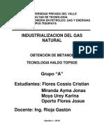 metanol tecnologia Haldor Topsøe.docx