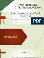 Apresentação FreeRTOS - Liuz