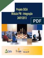 Apresentação PM-Integração - Delta