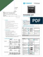 Elmeasure Multifunction Meter Multifunctionlcd Programming Guide