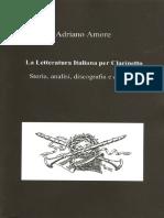 La Letteratura Italiana per Clarinetto.pdf