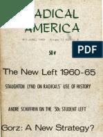 Radical America - Vol 2 No 3 - 1968 - May June